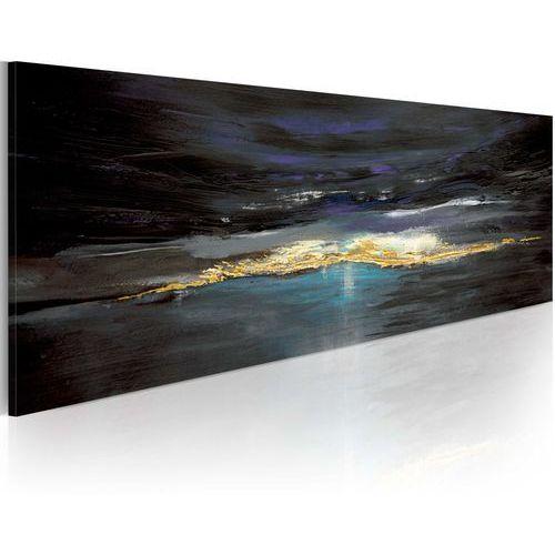 Obraz malowany - po burzy zawsze wychodzi słońce marki Artgeist
