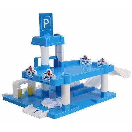 Wader aral parking garaż 2-poziomowy myjnia winda marki Wader/polesie