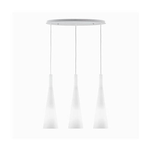 Ideal-lux Lampa wisząca milk sp3, 30326