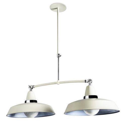 lampa wisząca VINTAGE II biała, LEDS C4 00-2011-21-16