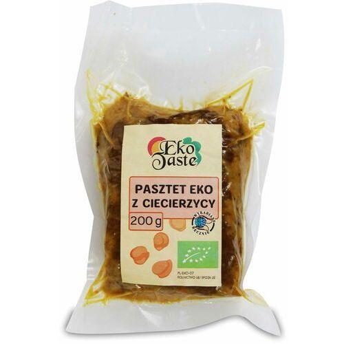 Pasztet z ciecierzycy bio 200 g - eko taste (tast) marki Eko taste dystrybutor: bio planet s.a., wilkowa wieś 7, 05-084 leszno