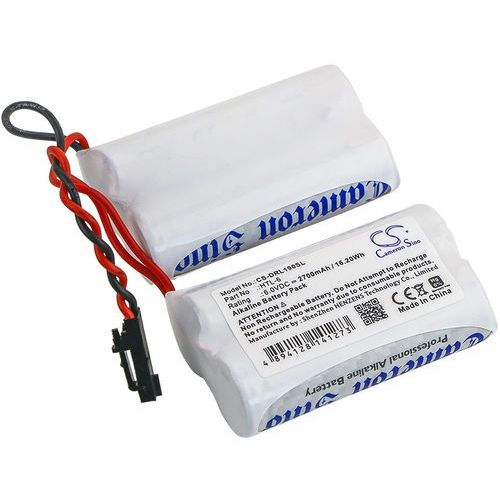 Keyless Door Locks / Saflock S90040 2700mAh 16.20Wh Alkaline 6.0V (Cameron Sino) (4894128141273)