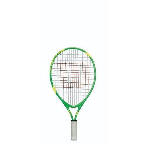Rakieta tenis ziemny us open 19 junior 2014. - zielony marki Wilson