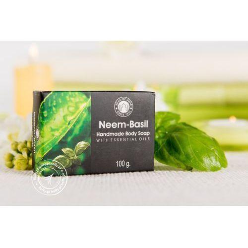Song of india Mydełko z olejkami esencjonalnymi - neem basil