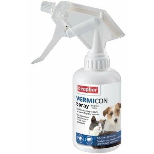 vermicon spray przeciw pasożytom 250ml marki Beaphar