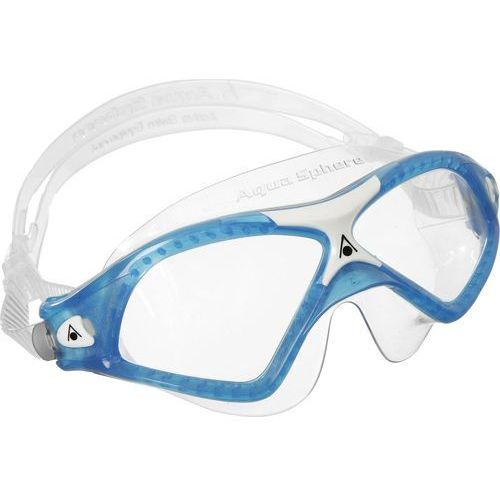 Aquasphere okulary-maska Seal XP 2 jasne szkła, aqua-white
