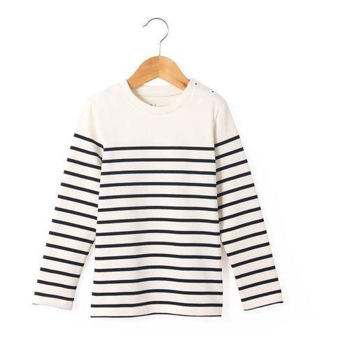 Koszulka w stylu marynarskim w paski 3-12 lat - produkt z kategorii- Koszulki dla niemowląt
