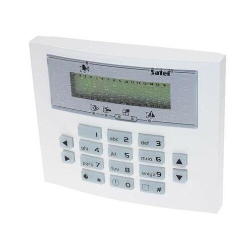 Satel Manipulator lcd int-klcds-gr (typ s - zielone)  (5905033330788)