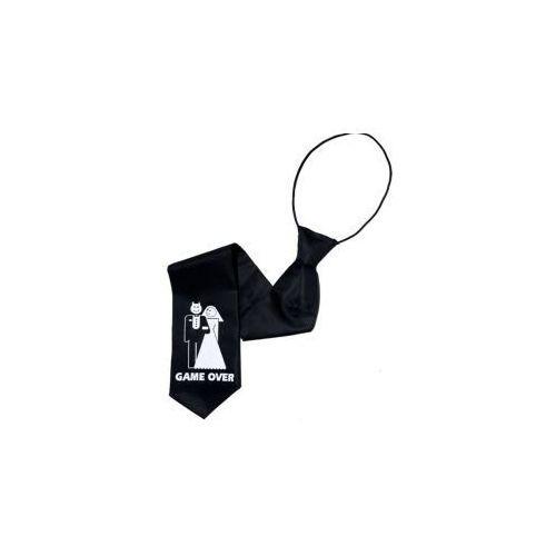 Krawat GAME OVER - diabelski - sprawdź w wybranym sklepie