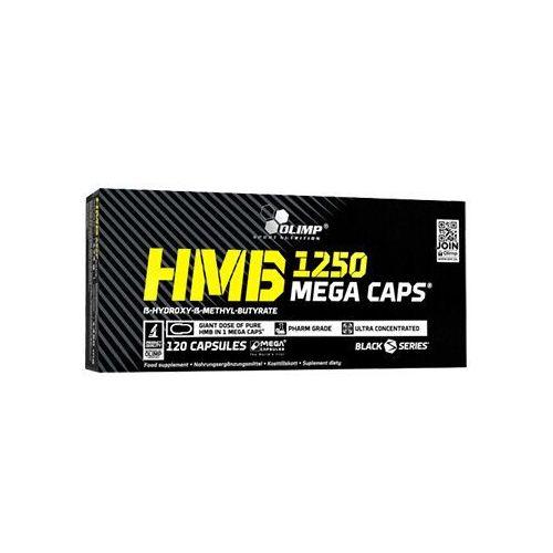 HMB Mega Caps 120kaps - 120kaps (5901330021480)
