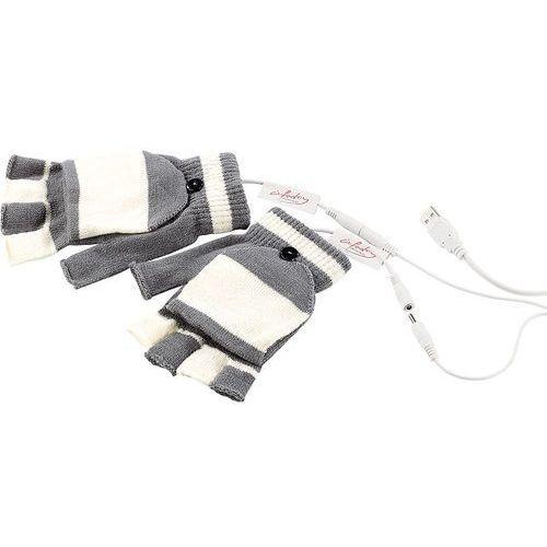 Infactory Rękawiczki podgrzewane na usb (4022107192484)
