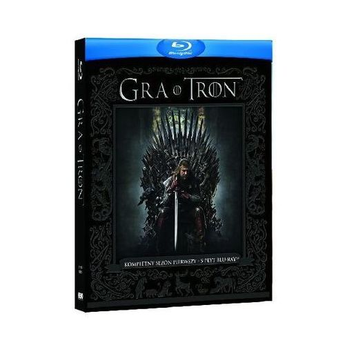 Gra o Tron, sezon 1 (Blu-ray) - Various (7321996315606)
