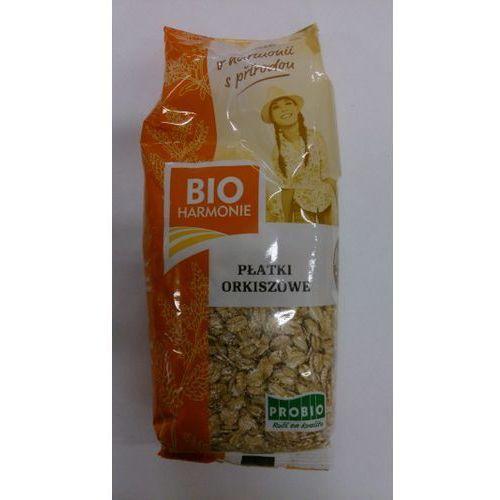 Bioharmonie Płatki orkiszowe 250g bio - (8595582404060)