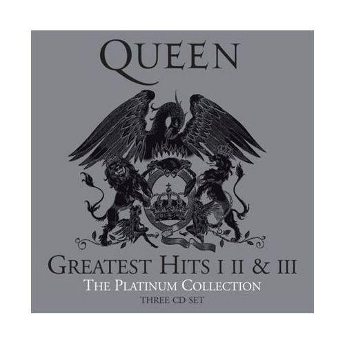 Universal music polska Queen - platinum collection - album 3 płytowy (cd) (0602527724171)