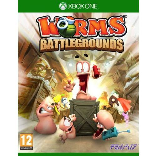 OKAZJA - Worms Battleground (Xbox One)