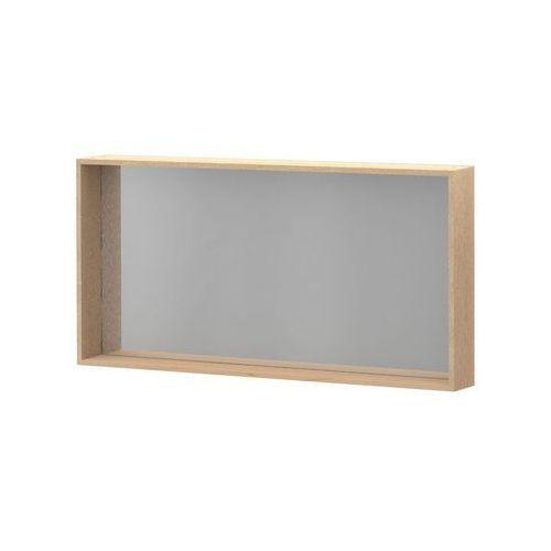 Coram Lustro łazienkowe bez oświetlenia jazz 140 x 69 (4008911616408)
