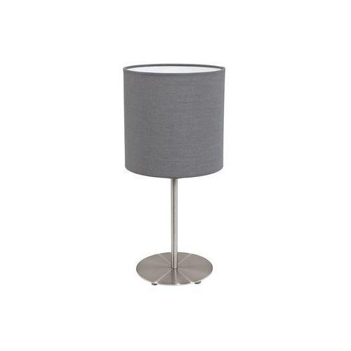Eglo 31596 - lampa stołowa pasteri 1xe27/60w/230v (9002759315962)