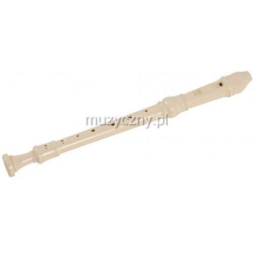 Yamaha yra 27iii flet prosty altowy, strój f, palcowanie renesans (kolor biały)