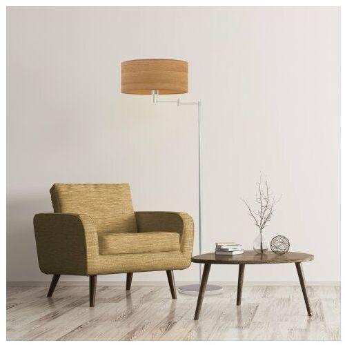 Patynowana lampa stojąca z przegubem CANCUN ECO, 11122/33