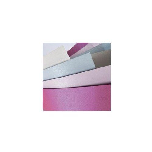 Papier ozdobny (wizytówkowy) Galeria Papieru millenium liliowy A4 liliowy 220g