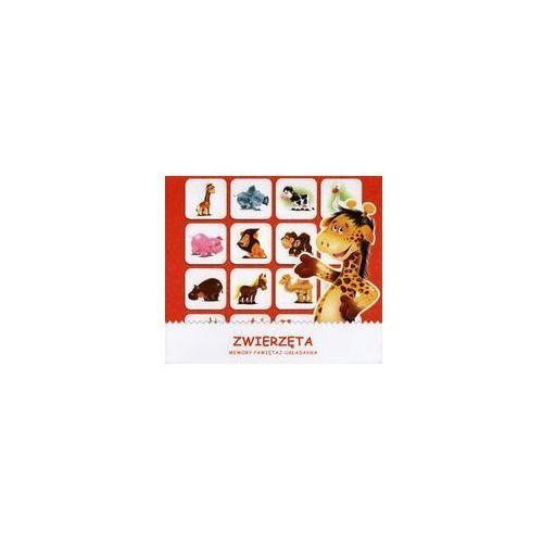 JAWA Gra Zwierzęta memory pamiętaj (5901838003551)