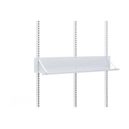 Prosta półka stalowa do stołu motion 200x1490x200 mm marki Array