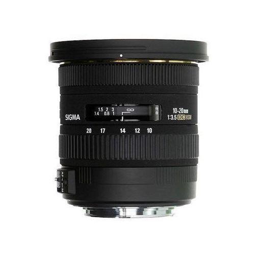 Sigma 10-20mm f/3,5 EX DC HSM (Nikon) - przyjmujemy używany sprzęt w rozliczeniu | RATY 20 x 0%