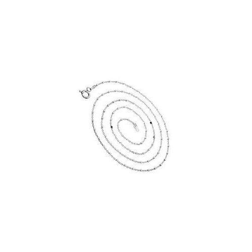 Bransoletka ozdobna z kostkami, srebro próba 925 18 cm, FQD030 18 CM