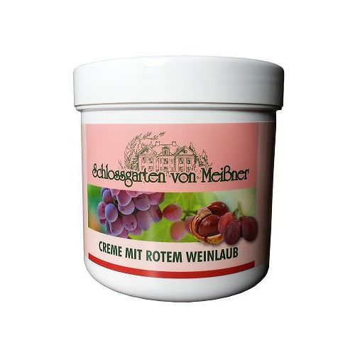 Krem z liści czerwonych winogron i kasztanowca 250ml, NOUVELLE