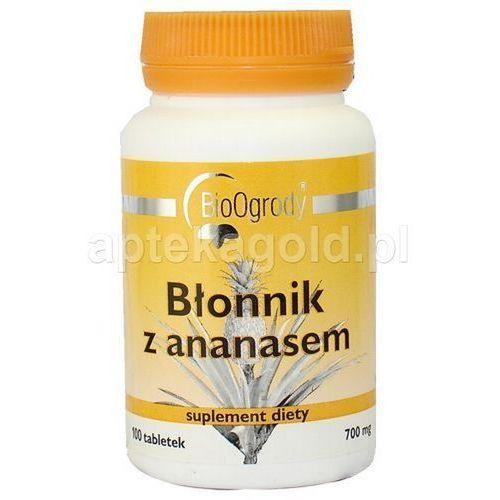 Tabletki Blonnik z ananasem 100 tabl.