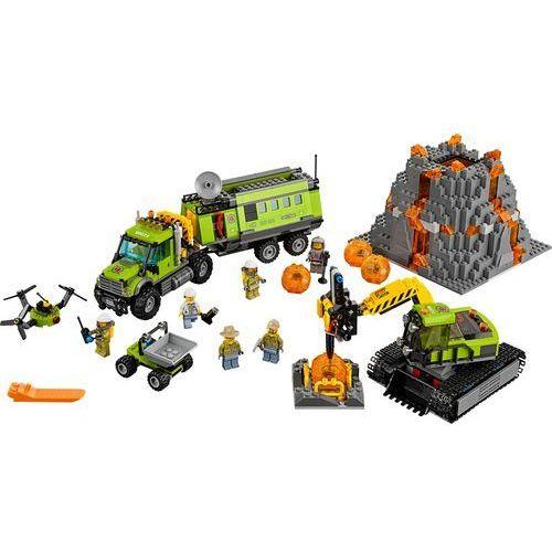 Zabawka Lego City Baza naukowców 60124 z kategorii [klocki dla dzieci]