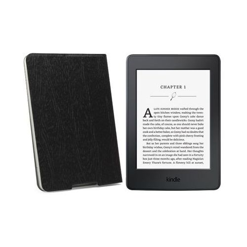 Etuo pl Flex book  kindle paperwhite  etui na czytnik e book flex book  czarny