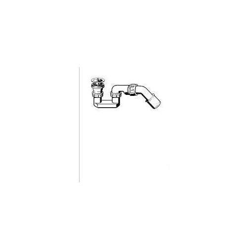 syfon brodzikowy standardowy 312 138 marki Viega