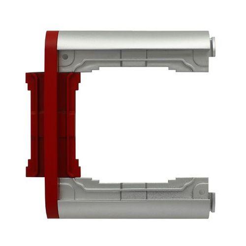Kos Element n-krotny ramki składanej 66 plus czerwony