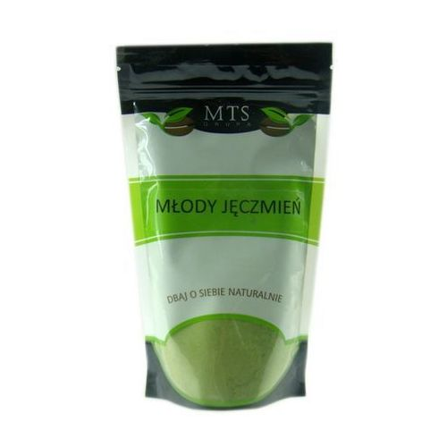 Mts Młody zielony jęczmień // 1kg