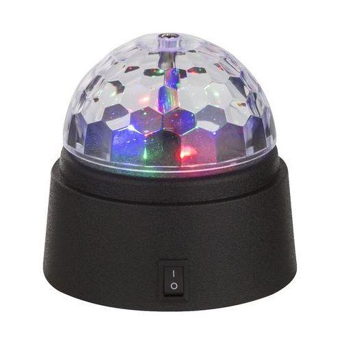 Globo 28014 - LED Lampa dekoracyjna DISCO 6xLED/0,06W/3xAA
