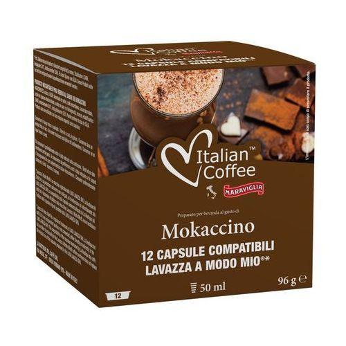 Mokaccino kapsułki do Lavazza a Modo Mio – 12 kapsułek