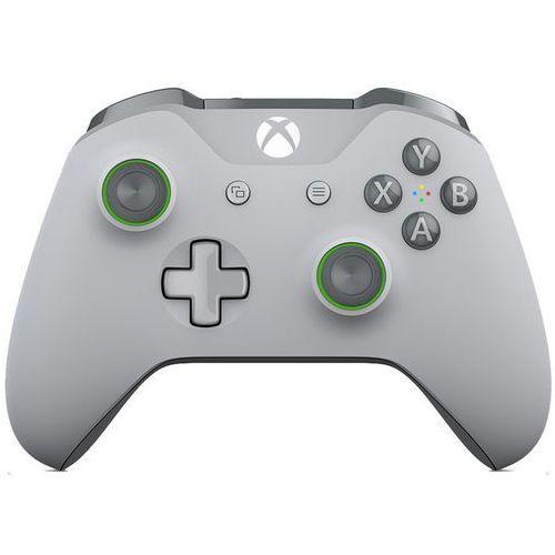 Microsoft Kontroler xbox one szary + kontroler 20% taniej przy zakupie konsoli xbox! + darmowy transport!