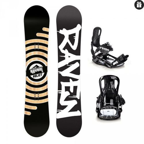 Raven Relict 2018 + Raven s220 black