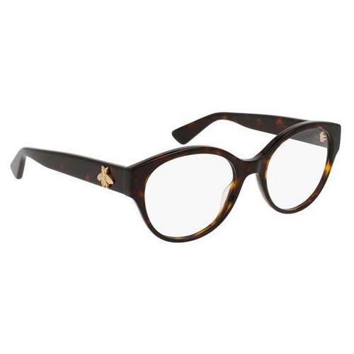 Gucci Okulary korekcyjne gg0099o 002