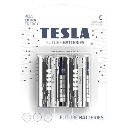 Tesla Bateria c silver+ [2 szt.]