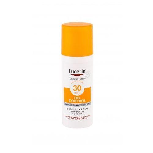 Eucerin Sun Oil Control Sun Gel Dry Touch SPF30 preparat samoopalający do twarzy 50 ml unisex