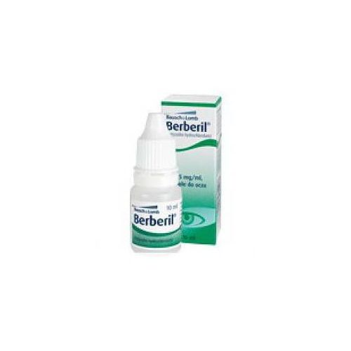 Bausch & lomb Berberil krople do oczu 0,5mg/1ml 10ml