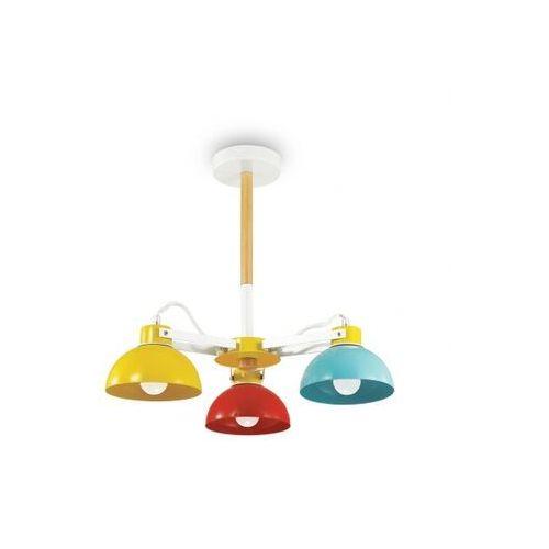 Ideal lux Lampa wisząca titti pl3