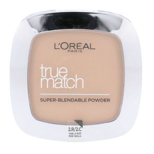 L´Oreal Paris True Match Super Blendable Powder 9g W Puder R2-C2 Rose Vanilla, kup u jednego z partnerów