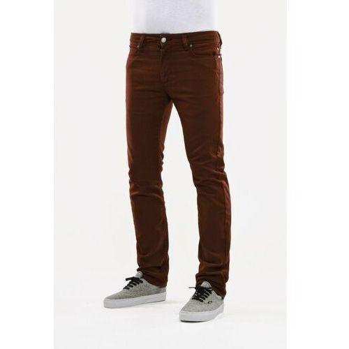 spodnie REELL - Skin Wine Red (WINE RED) rozmiar: 26/30