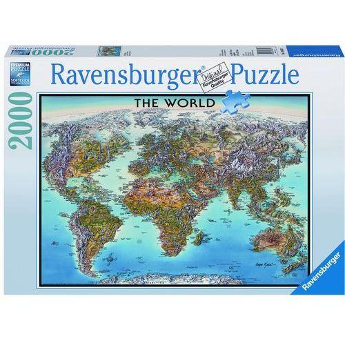 2000 EL. Mapa Świata