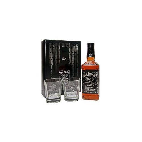 Whiskey jack daniel's zestaw prezentowy ze szklankami puszka 0,7l marki Jack daniel distillery. Najniższe ceny, najlepsze promocje w sklepach, opinie.