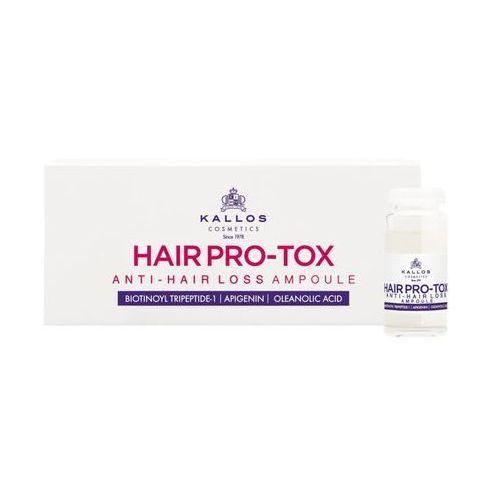 Kallos  kjmn hair pro-tox ampułki przeciw wypadaniu włosów (cena za 1szt./w opak.6szt) 10ml
