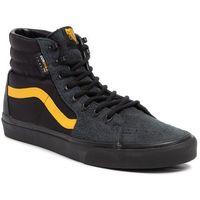 Sneakersy - sk8-hi vn0a4bv60iv1 (cordura) black, Vans, 40-46